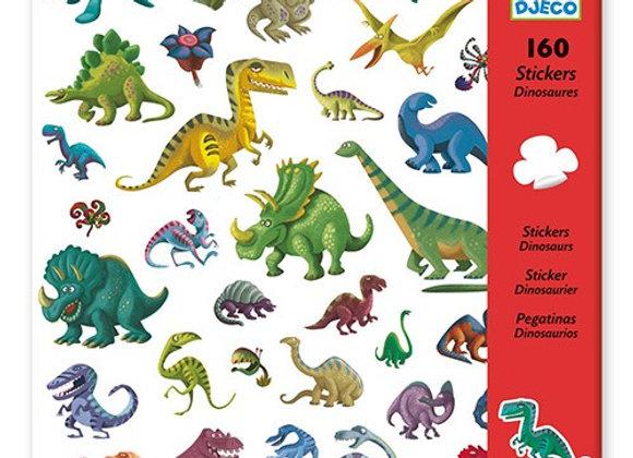 Stickers Dinosauri - Djeco