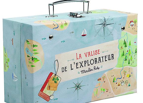 Valigia dell'esploratore - Moulin Roty