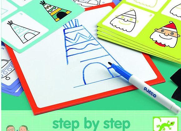 Impara a disegnare - Djeco