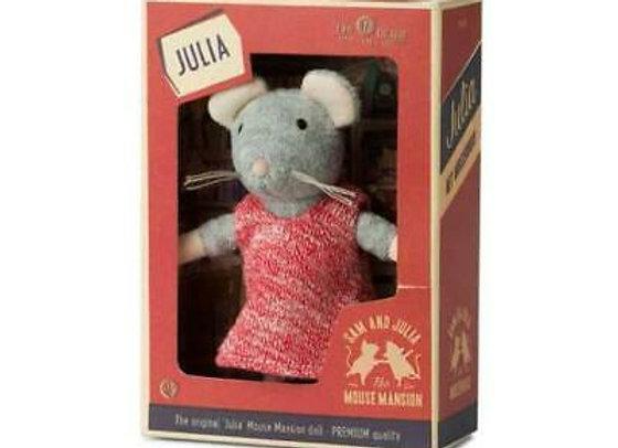 Julia peluche in scatola