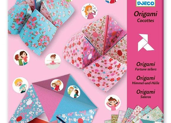 Origami Fortune Tellers - Djeco