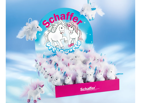 Supermini unicorni portachiave - Schaffer dreamworld