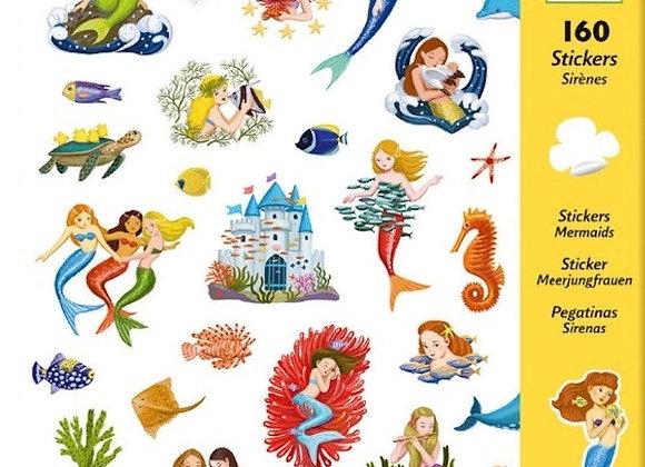 Stickers Sirene - Djeco