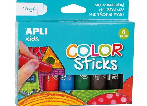 Color sticks - Apli kids
