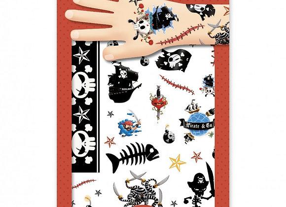 Tatuaggi Pirati - Djeco