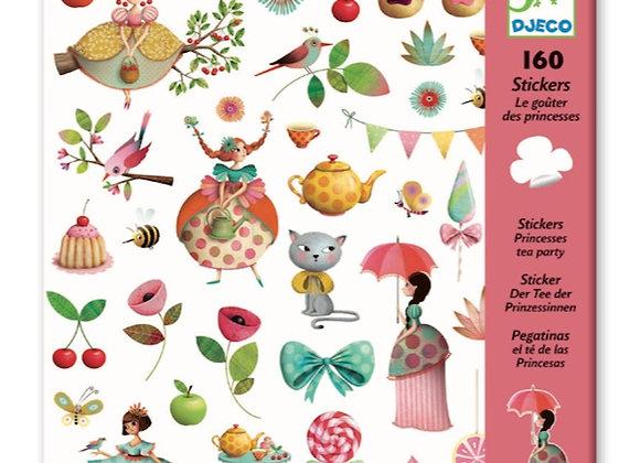 Stickers Tea Party - Djeco