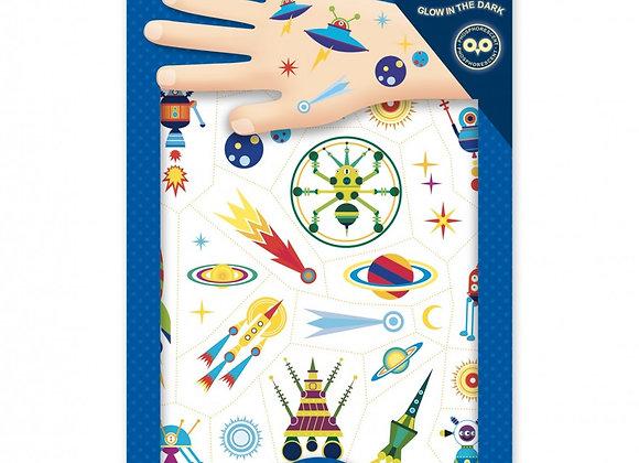 Tatuaggi Spazio - Djeco