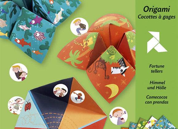 Origami penitenze - Djeco