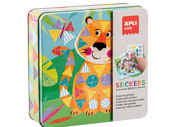 Stickers game Giungla - Apli kids