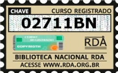 selo de registro RDA 02711BN Arbitragem.