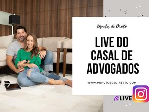 Live do Casal de Advogados