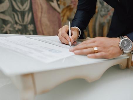 Conheça os tipos de regime de bens para seu casamento