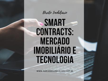 Smart Contracts: Mercado Imobiliário e Tecnologia