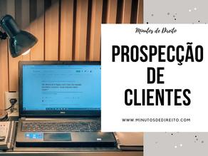 Prospecção de clientes produzindo conteúdo