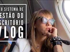 Vlog Reunião em Florianópolis. Minutos de Direito. Mariana Gonçalves