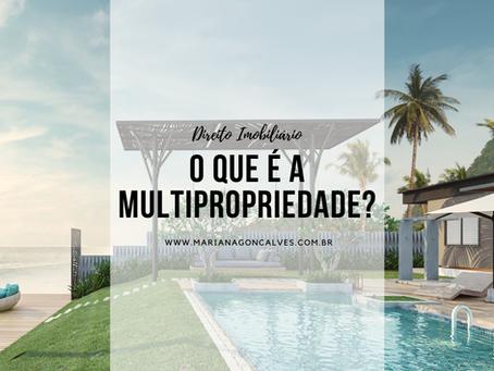 O que é multipropriedade?