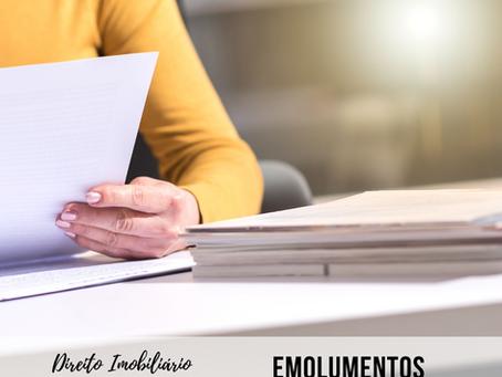 Registros em cartório durante a incorporação imobiliária devem ser cobrados como ato único.