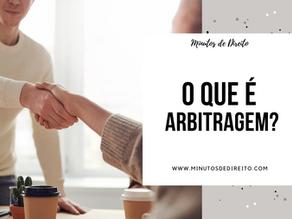 O que é arbitragem?
