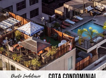 Posso cobrar cota condominial mais alta para quem mora na cobertura?