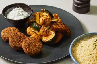 Roasted Harissa Vegetables