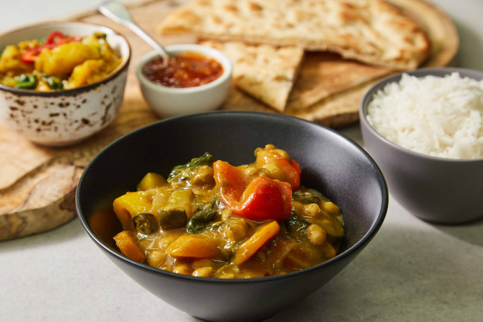 Masters' Vegan Curry