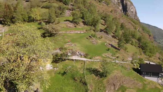 Drone/video: Bengt Erlend Skjerdal