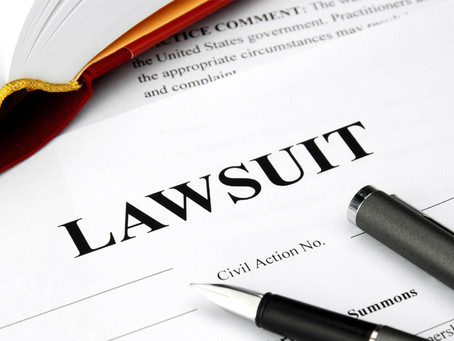 A Lawsuit Against Me Helped My Business Grow