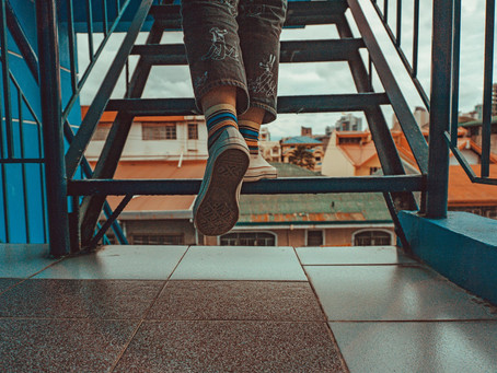 Don't Know the Next Step for your Company?  HOLD TIGHT!