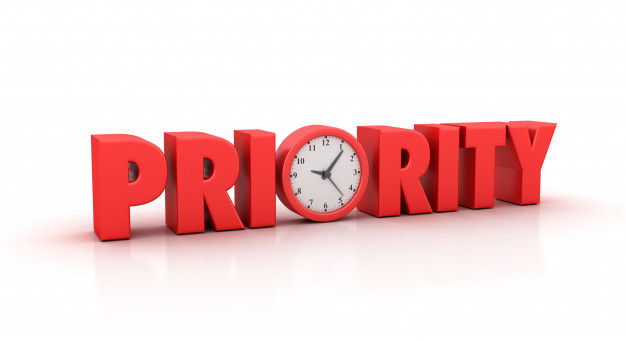 Overcoming Busyness in Business: Strategy 2 – Find Priority