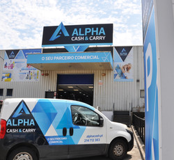 Alpha cash&carry
