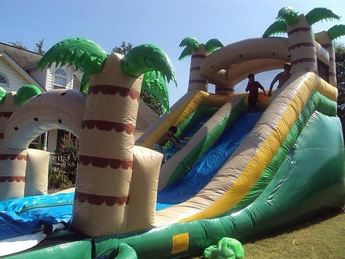 18ft. Tropical Slide