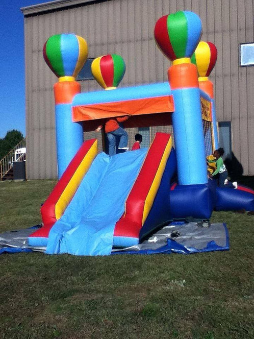 13x13 Balloon Bounce Combo