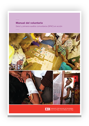 Manual del voluntario primeros auxilios.