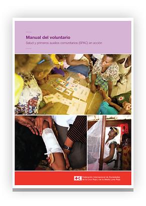 Manual del voluntario primeros auxilios.