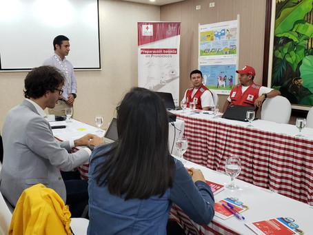 Estudio de Factibilidad del mecanismo de preparación basada en pronóstico-Cruz Roja Hondureña