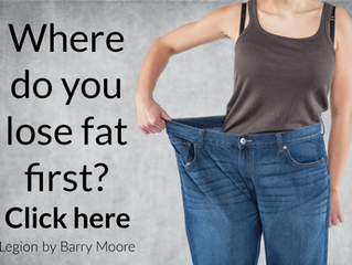 Where Do You Lose Weight First?