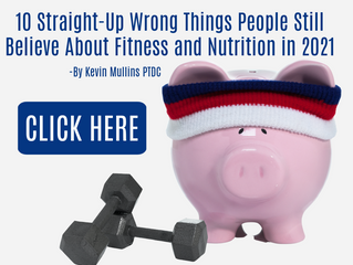 10 Straight-Up Wrong Things People Still Believe About Fitness and Nutrition in 2021