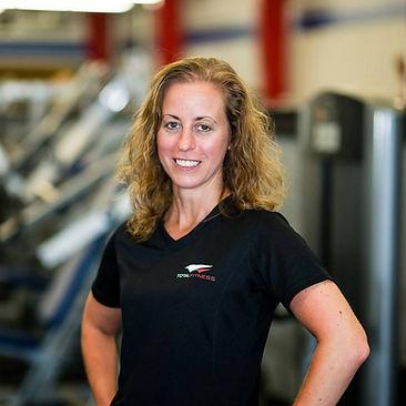 Julie Fostin AFAA Personal Trainer