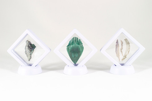 Wisdom, 2019. Emerald, peacock (feather) and sage.