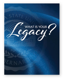 CSUSB Legacy (Planned Giving) Package