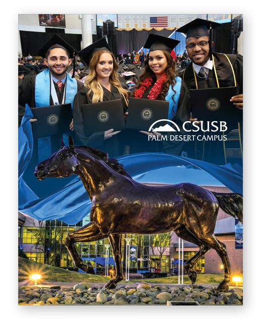CSUSB Palm Desert Campus Recruitment Folders