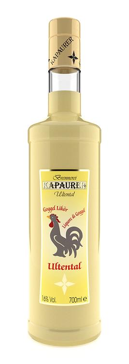 Goggellikör - Liquore alla crema di uova