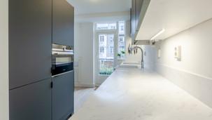 keuken appartement.