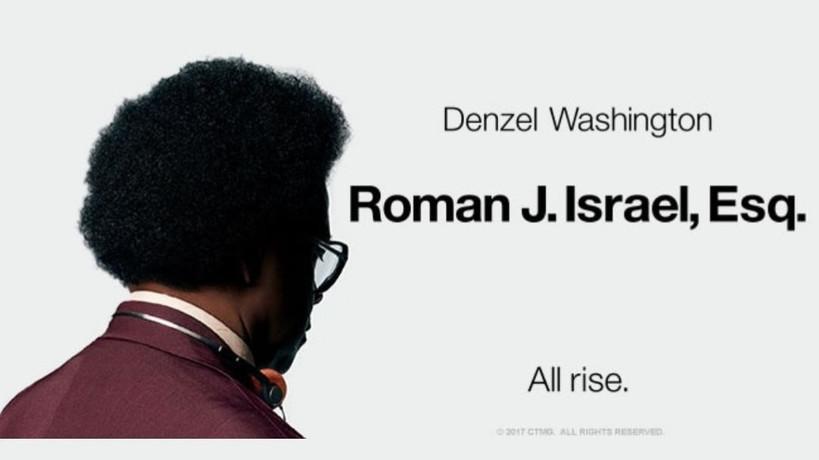 Roman J Israel
