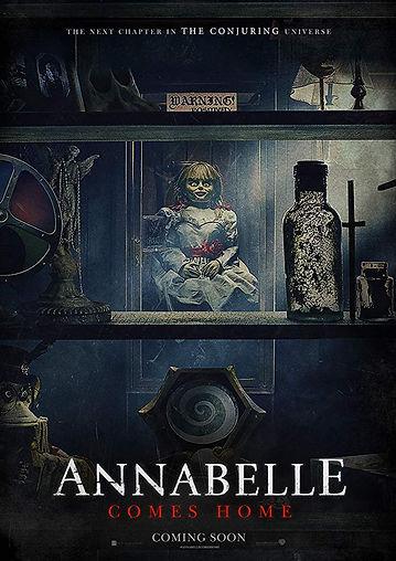 Annabella Comes Home