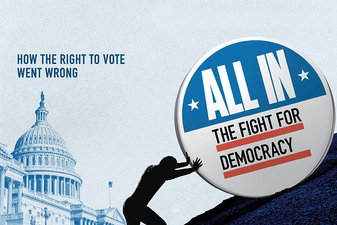 All In The Fight For Democracy