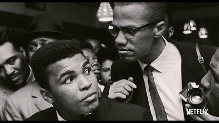 Blood Brothers Malcolm X & Muhammad Ali