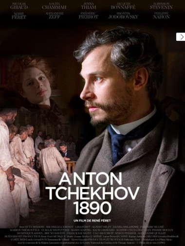 Anton Checkhov 1890