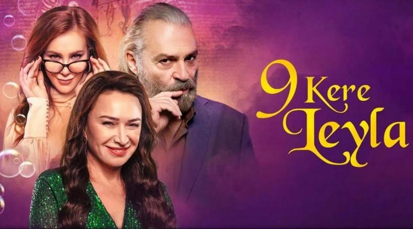 9 Kere Leyla
