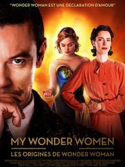 Professor And Wonder Woman